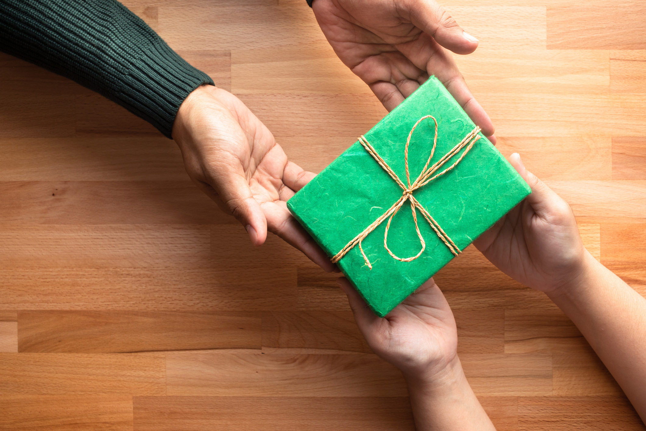 money smart gifts