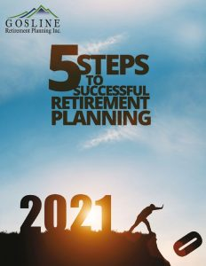 5 Steps To Sucessful Retirement Planning