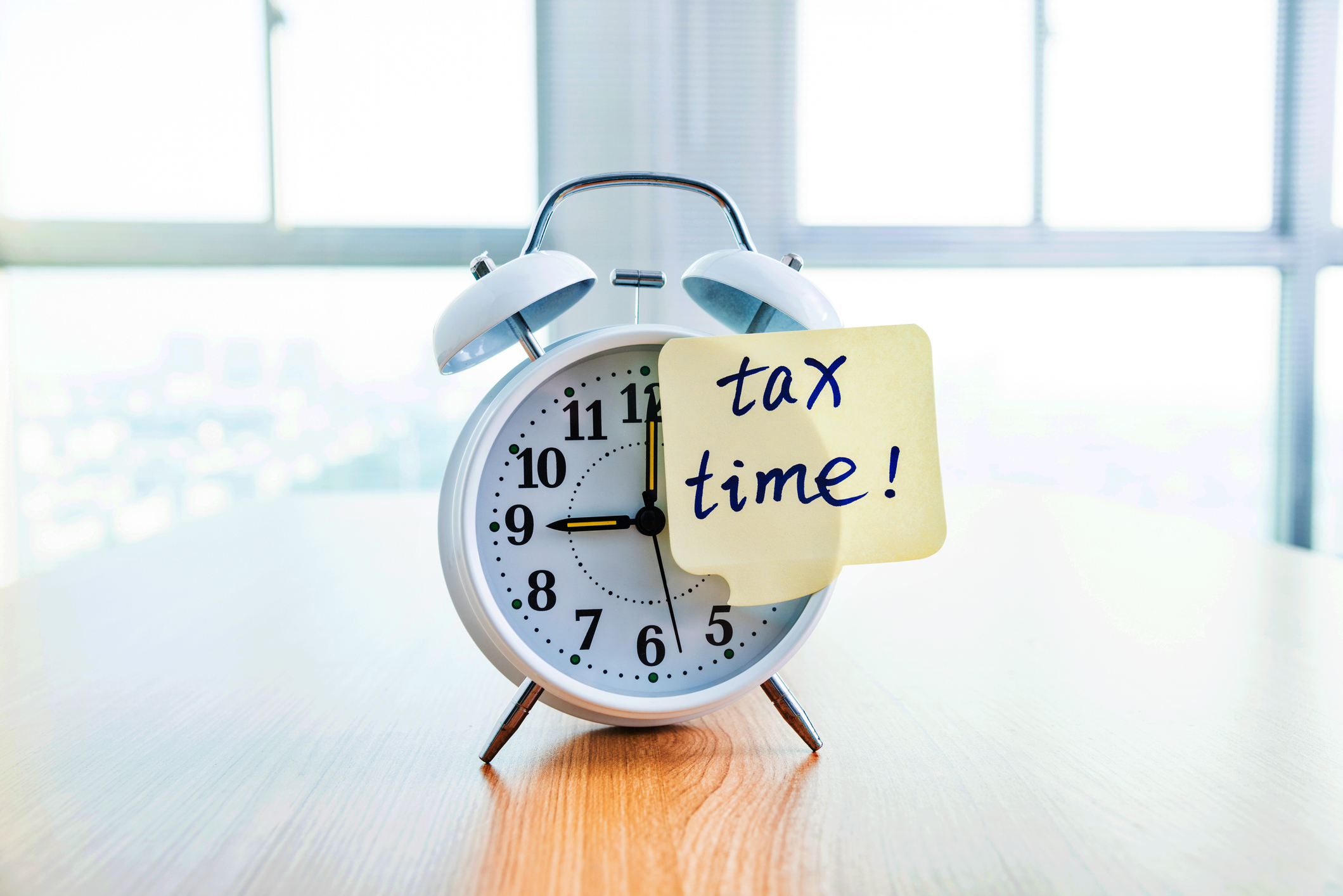 5 Things to Know About COVID and Your Taxes