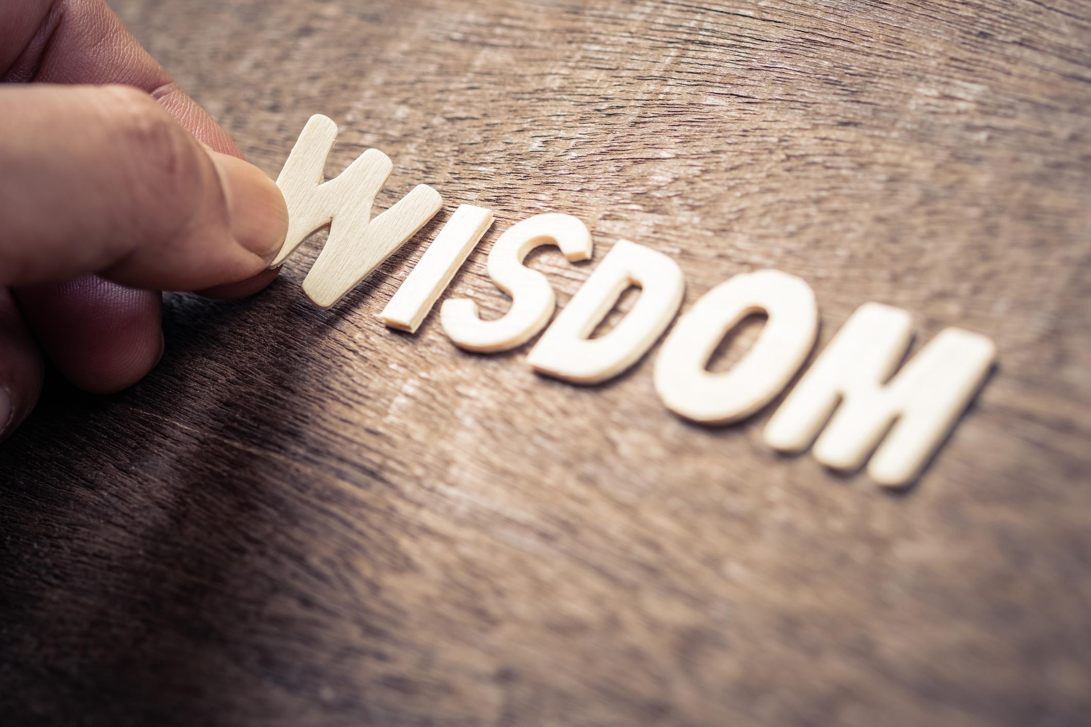 3 Priceless Pieces of Retirement Wisdom Gosline Retirement Planning